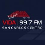 Logo da emissora Radio Vida 99.7 FM