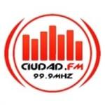 Logo da emissora Radio Ciudad 99.9 FM