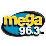 Logo da emissora Radio KXOL 96.3 FM
