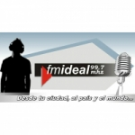 Logo da emissora Radio Ideal 99.7 FM