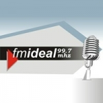 Logo da emissora Radio Ideal 99.7 FM