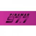 Logo da emissora Radio Mágica Pop 97.7 FM