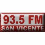 Logo da emissora Radio San Vicente 93.5 FM