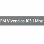 Logo da emissora Radio Vivencias 103.1 FM