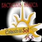 Logo da emissora Radio Del Sol 95.5 FM