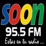 Logo da emissora Radio Soon 95.5 FM
