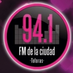 Logo da emissora Radio Ciudad 94.1 FM