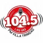 Logo da emissora Radio Villa Trinidad 104.5 FM