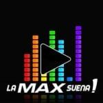 Logo da emissora Radio Max 107.3 FM