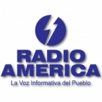 Logo da emissora Radio America 94.7 FM 610 AM