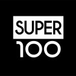 Logo da emissora Radio Super 100 100.1 FM