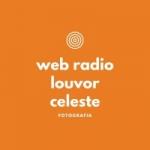 Logo da emissora Web Rádio Louvor Celeste