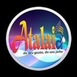Logo da emissora Rádio Atalaia 87.9 FM