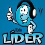 Logo da emissora Rádio Web Líder FM