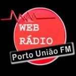Logo da emissora Web Rádio Porto União FM