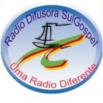 Logo da emissora Rádio Difusora Sul Gospel