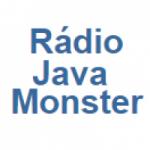 Logo da emissora Rádio Java Monster