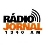 Logo da emissora Rádio Jornal 1340 AM