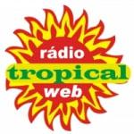Logo da emissora Tropical Rádio Web