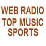 Logo da emissora Web Rádio Top Music Sports