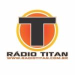 Logo da emissora Rádio Titan