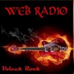 Logo da emissora Rádio Voicek Rock