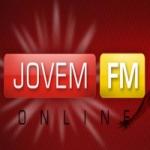 Logo da emissora Rádio Jovem FM Online