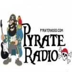 Logo da emissora Pyrate Radio 92.3 FM