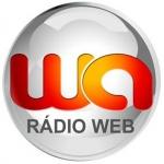 Logo da emissora Rádio Web WA