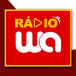 Logo da emissora Rádio WA