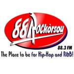 Logo da emissora Radio Rockorsou 88.3 FM