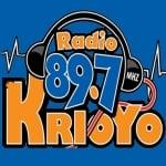 Logo da emissora Radio Krioyo 89.7 FM