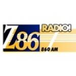 Logo da emissora Radio Z86 860 AM