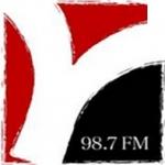 Logo da emissora Radio Y98 98.7 FM