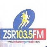 Logo da emissora Radio ZSR 103.5 FM
