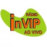 Logo da emissora Rádio InVIP