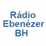 Logo da emissora Rádio Ebenézer BH
