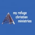 Logo da emissora Radio My Refuge Christian 93.7 FM