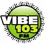 Logo da emissora Radio Vibe 103.3 FM