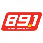 Logo da emissora Radio Súper Estacion 89.1 FM