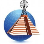 Logo da emissora Radio Maya Vision 106.9 FM 1600 AM