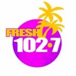 Logo da emissora Radio Fresh Granada 102.7 FM