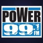 Logo da emissora KUJ 99.1 FM
