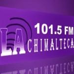 Logo da emissora Radio La Chimalteca 101.5 FM