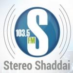 Logo da emissora Radio Stereo Shaddai 103.5 FM