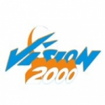 Logo da emissora Radio Vísion 2000 99.3 FM