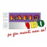 Logo da emissora Radio IBO 98.5 FM