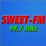 Logo da emissora Radio Sweet 99.7 FM