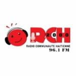 Logo da emissora Radio Communaute Haitienné 96.1 FM