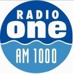 Logo da emissora WVWI 1000 AM